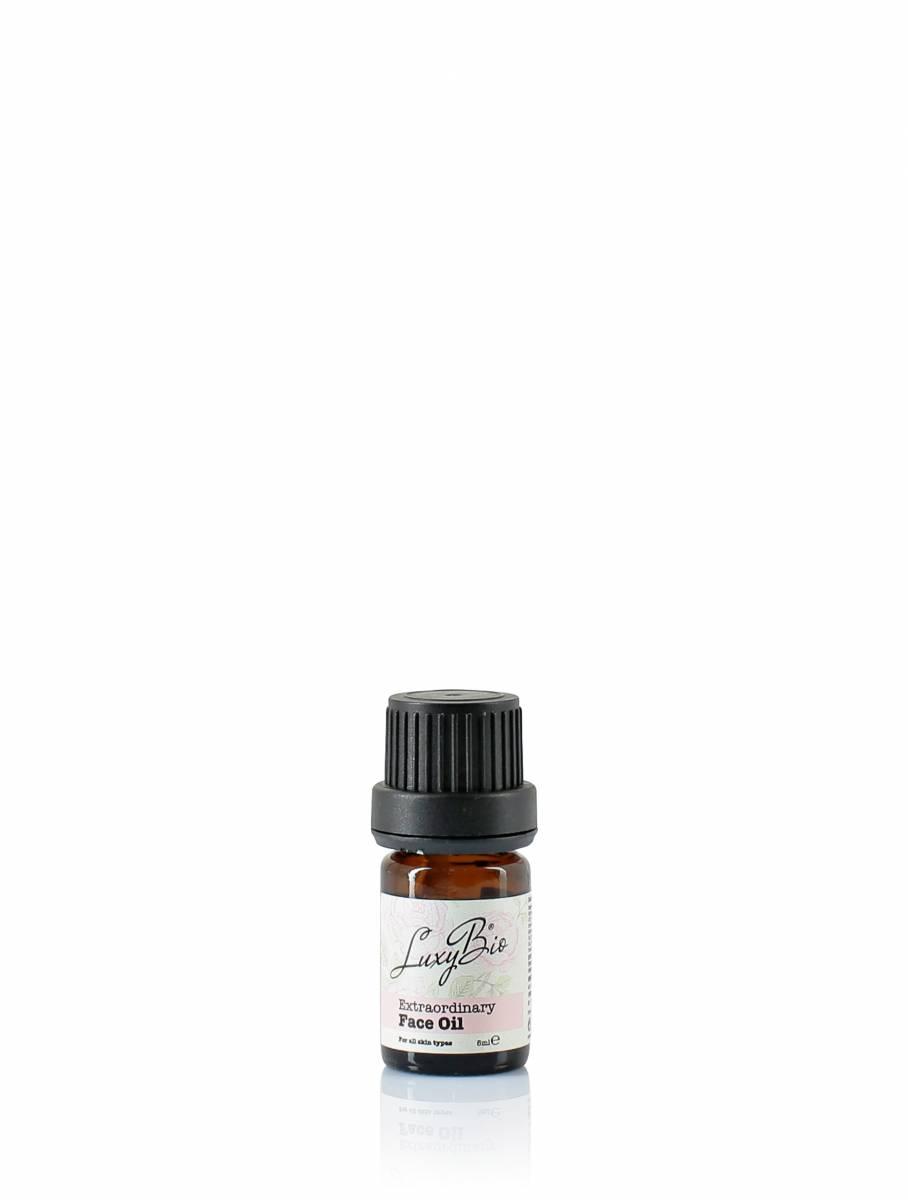 Doğal Gül Yüz Yağı 5 ml