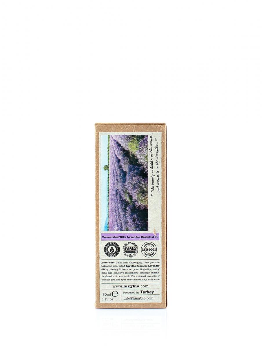 Doğal Lavanta Yüz Yağı 30 ml - Thumbnail