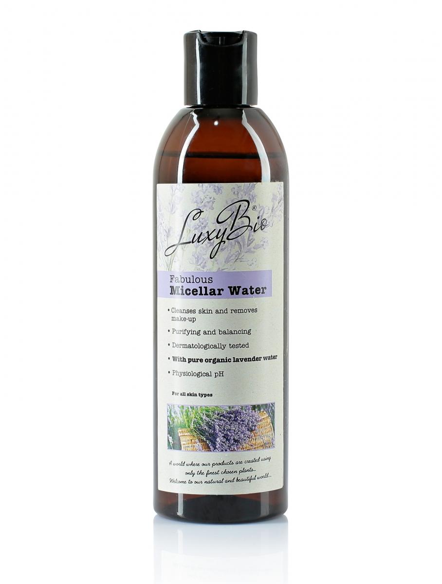 Luxy Bio - Doğal Mineralli Lavanta Misel Su 250 ml