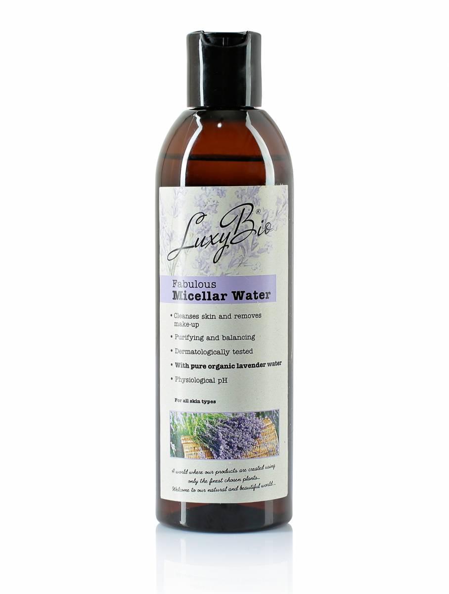 Doğal Mineralli Lavanta Misel Su 250 ml