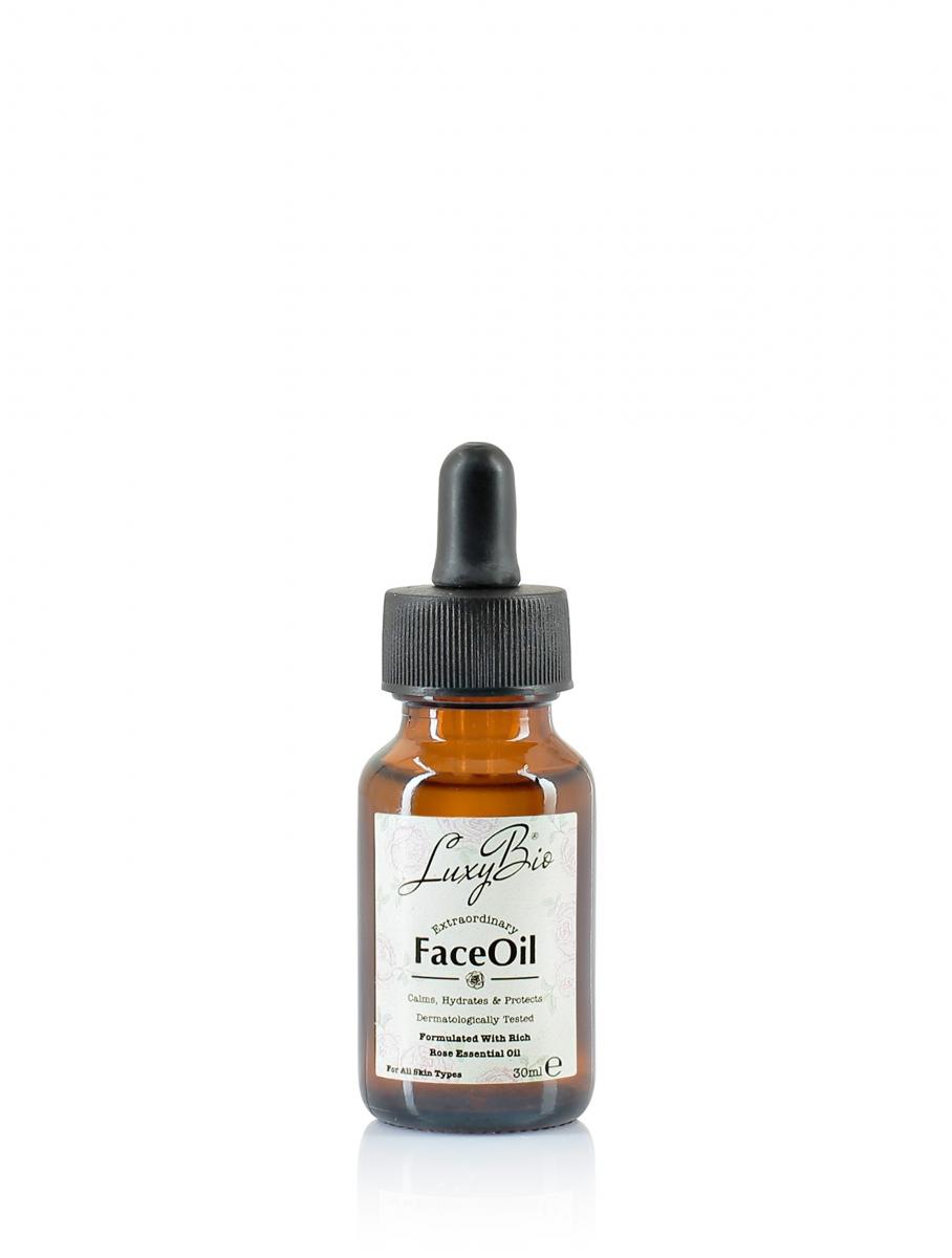 Luxy Bio - Gül Yüz Yağı 30 ml