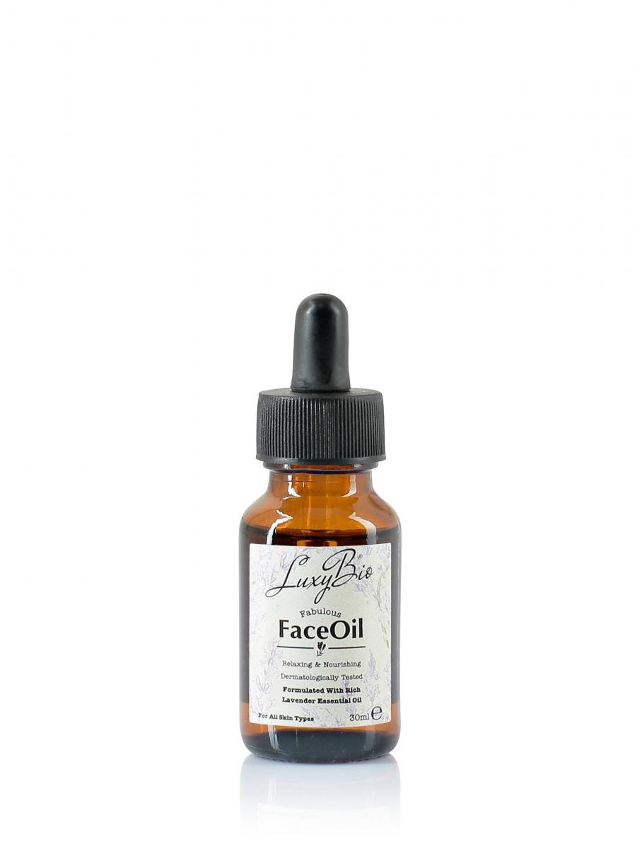 Luxy Bio - Lavanta Yüz Yağı 30 ml