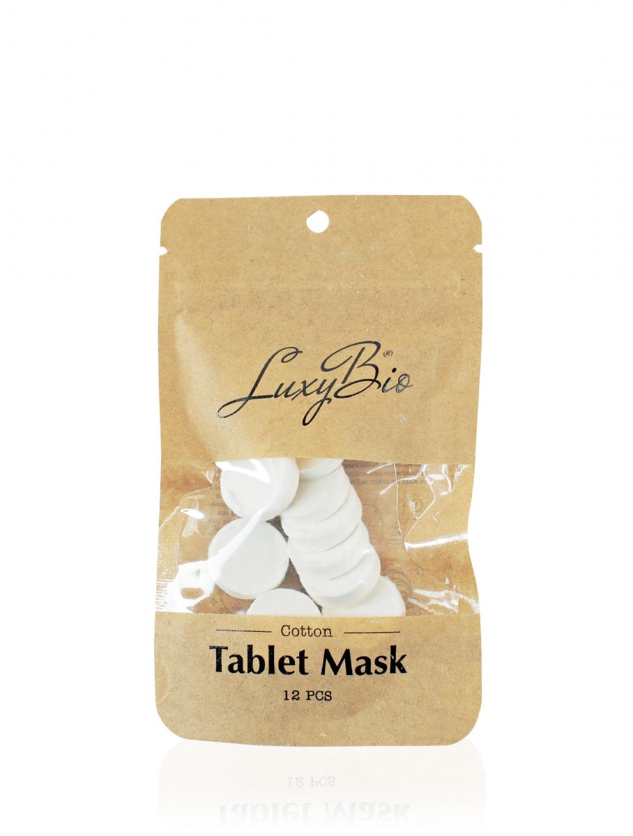 Tablet Yüz Maskesi 12 Adet - Thumbnail